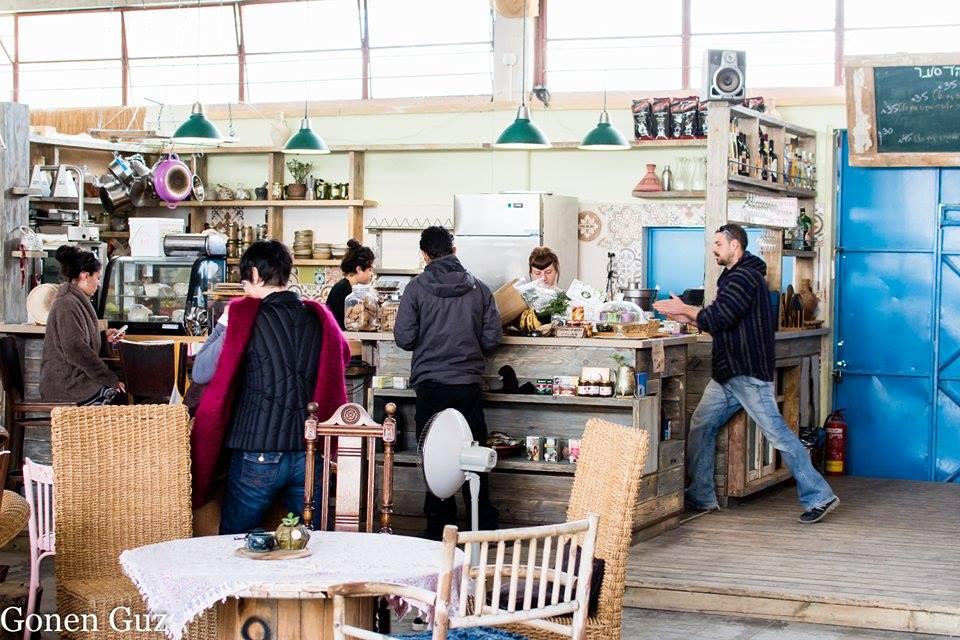 סיור אומנים ברובע דרכי הבשמים – קהילה, אמנות וקיימות בנגב
