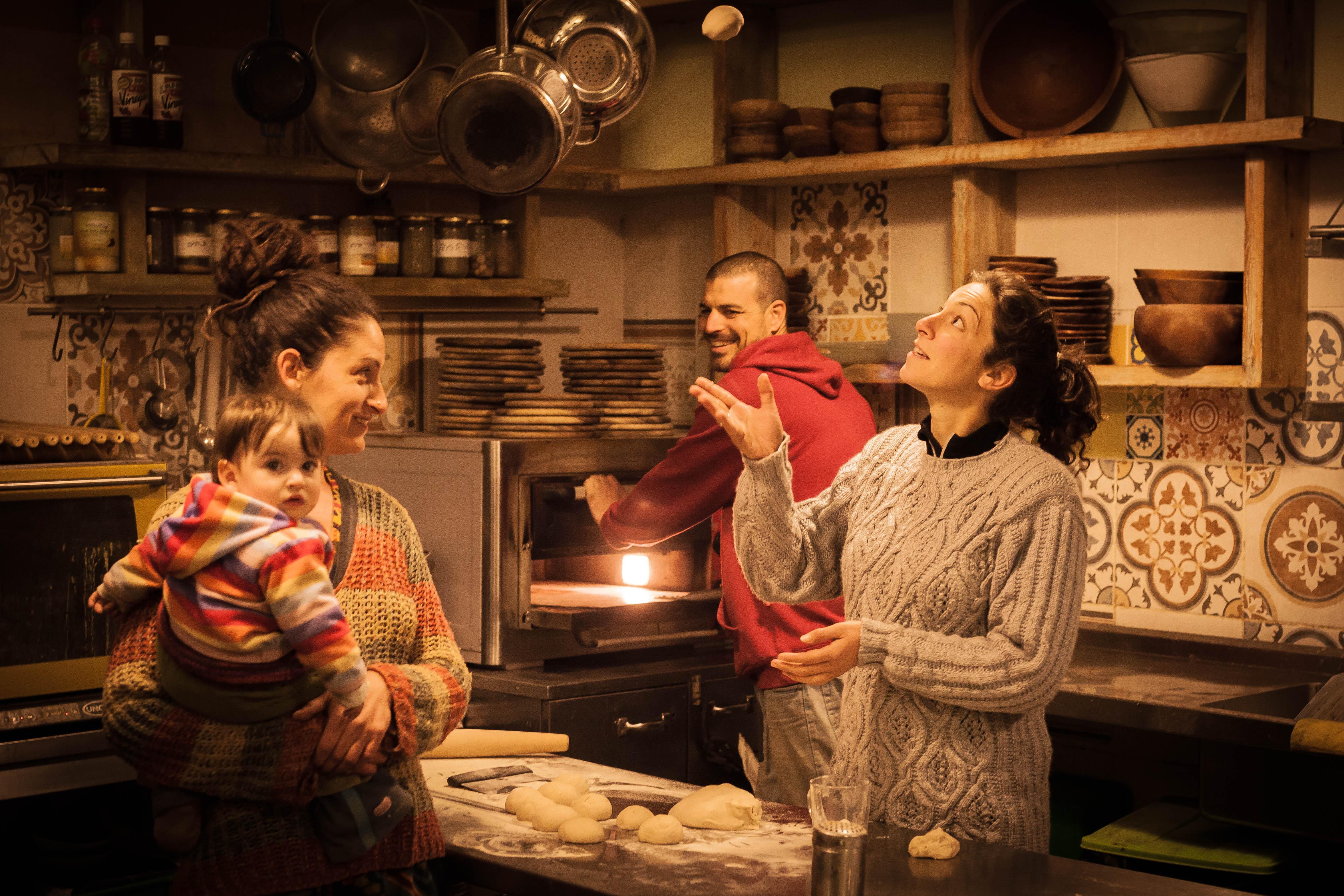 לבשל עם הדסער במצפה רמון
